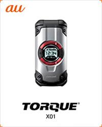 TORQUE X01トルク エックスゼロイチ